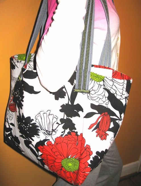 A Roomy Tote, Equipped to Handle A Shopping Trip
