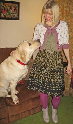 A Line Skirt 2