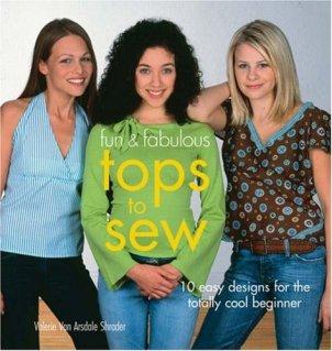 Fun and Fabulous Tops to Sew