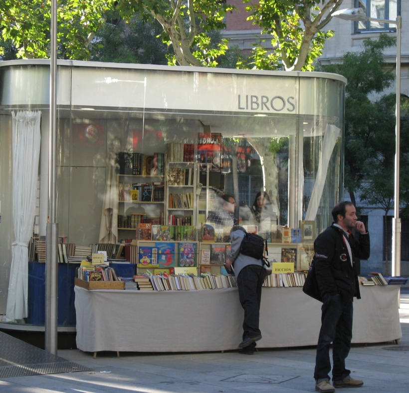 Book Mobile - Spain