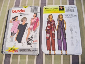 Plus Size Patterns: XXL to 6X; 18 to 28 (Eur. 44 to 54)
