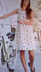 The Retro Shift Dress