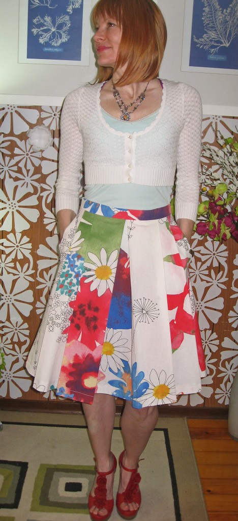 Ikea Fabric B5285 Skirt Front 4