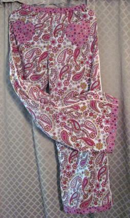 Sewaholic Tofino Frankenpatterned Pajama Bottoms2