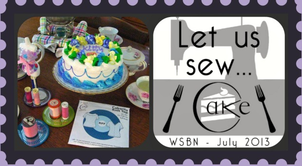 Let Us Sew Cake