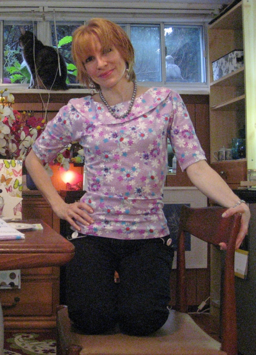 My Cabarita Knit Top