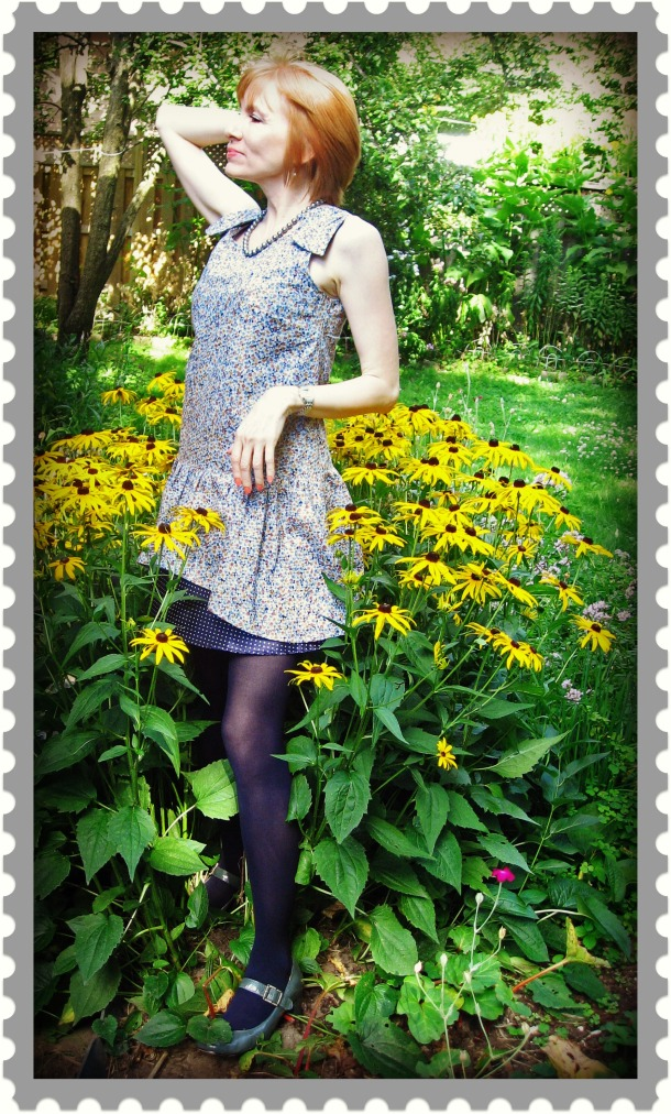 1920s amongst the flowers