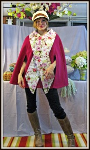SUPERHERO CHECKLIST:  CAPE...CHECK.  PANTONE FALL 2013 COLOURS...CHECK Cape and Collar Scarf TieThose wonderful and talented kids from Wellington have done it again and now Kat, Mel and Juliet have created The Monthly Stitch where a new sewing challenge is issued monthly.  The August 2013 Challenge was to sew a cape!  I have.....continue reading