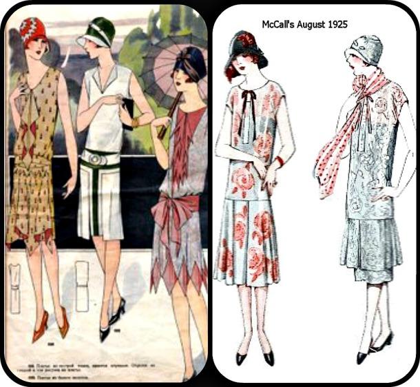 Drop Waist Dress Patterns