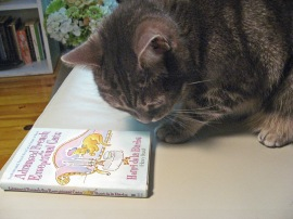 Kitty Reading Advanced French