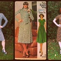 That 70s Dress:  Diane Von Furstenberg