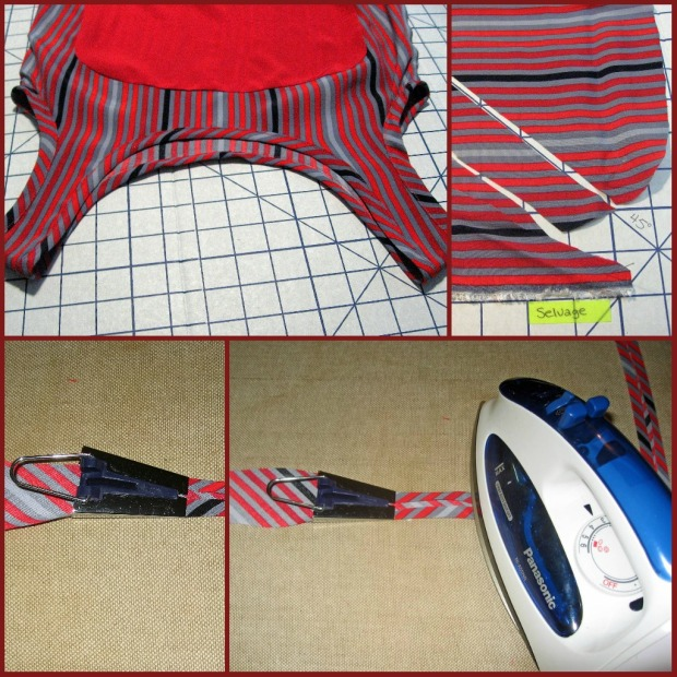 Making Your Own Bias Tape Using a Bias Tape Maker Tool