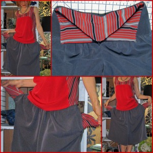 Yoke and Pockets Lining