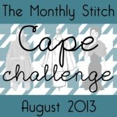 Cape Challenge badge