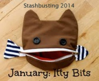 January Stashbusting Challenge copy