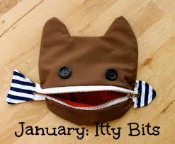January Stashbusting Challenge