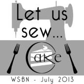 Let us sew cake