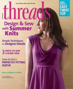 Threads Magazine, July 2013 #167