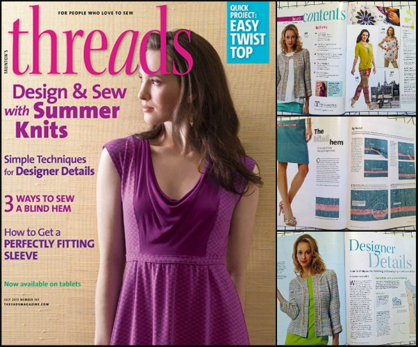 Threads Magazine July 2013