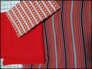 Three Fabrics