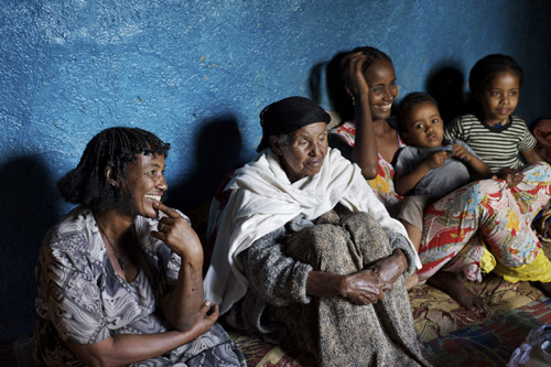 Generations of Women in Adama, Ethiopia.  Source.