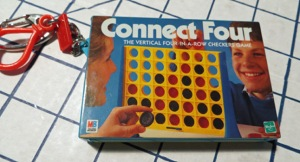 Remember Connect Four?