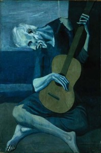 Picasso the-old-guitarist
