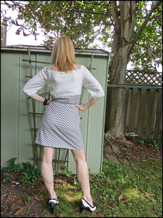 BurdaStyle 7221 back view