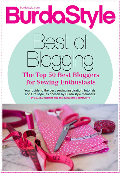 BurdaStyle Best of Blogging