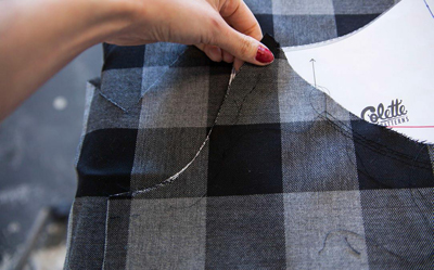 Colette Guide to Matching Plaids
