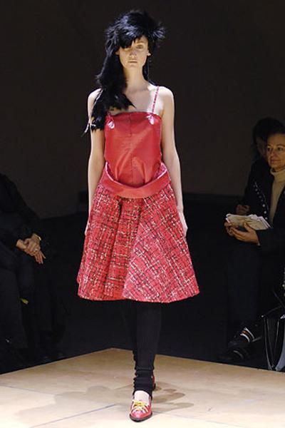 Junya Watanabe Designer Dress Pattern