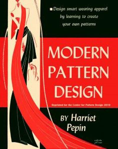 Modern Pattern Design by Harriet Pepin