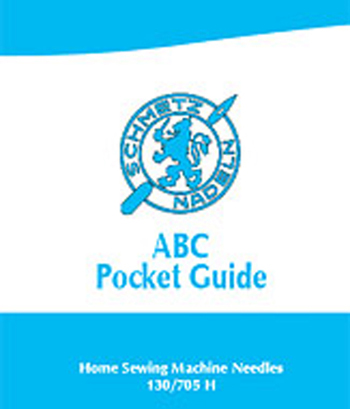 Schmetz Pocket Needle Guide