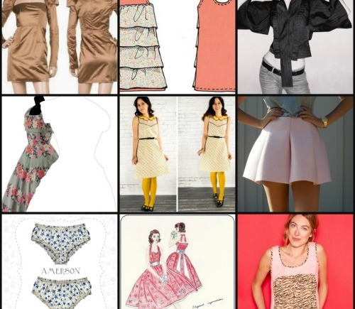 Websites with Free Sewing Patterns – Gjeometry